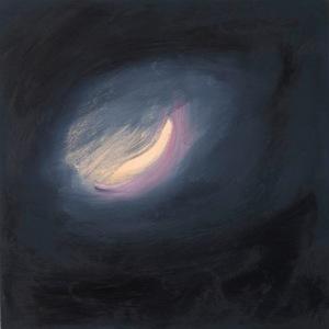 Ann Craven, 28_Moon (10-04-11, 10 PM), 2011, 20 x 20 in_JPEG