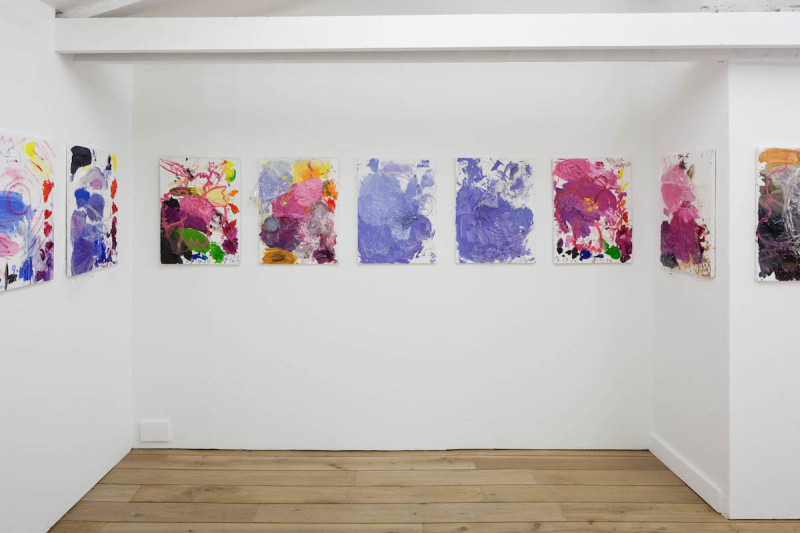CRAVEN_Untitled (Palettes - Naked, Tagged), 2013-14_2015_Installation View_16