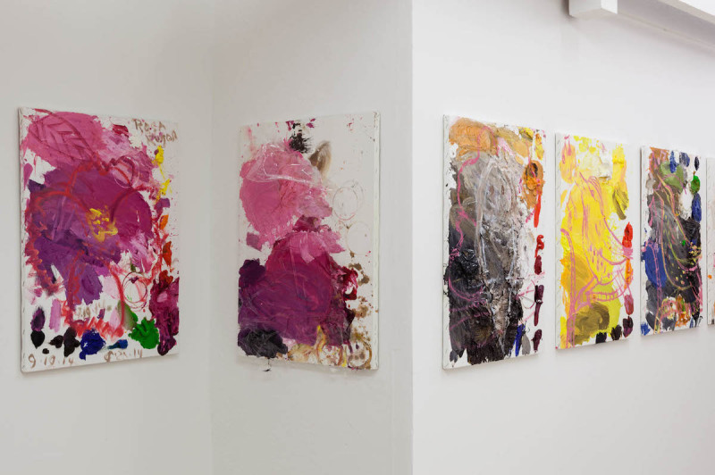 CRAVEN_Untitled (Palettes - Naked, Tagged), 2013-14_2015_Installation View_18