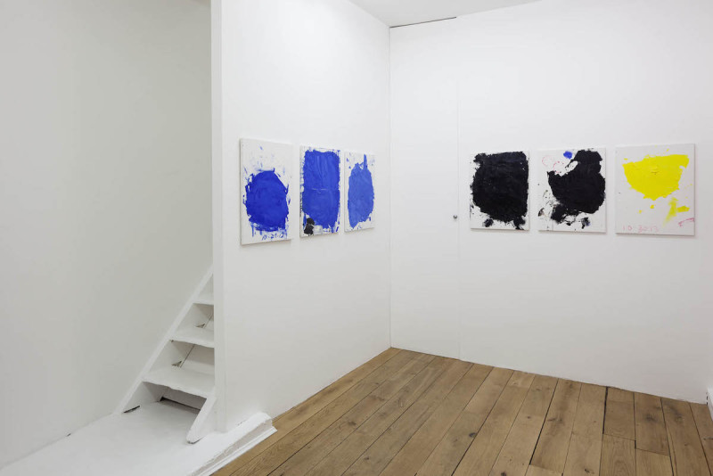 CRAVEN_Untitled (Palettes - Naked, Tagged), 2013-14_2015_Installation View_2