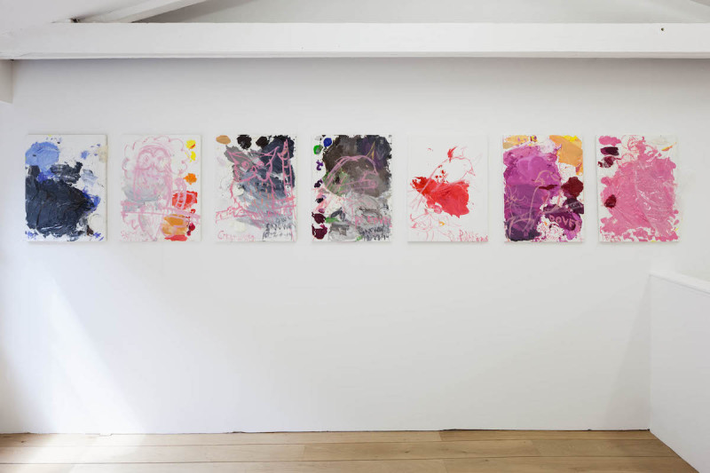 CRAVEN_Untitled (Palettes - Naked, Tagged), 2013-14_2015_Installation View_21