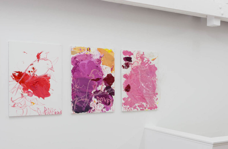 CRAVEN_Untitled (Palettes - Naked, Tagged), 2013-14_2015_Installation View_23