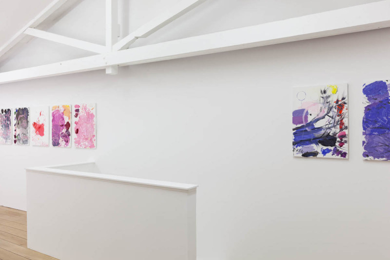 CRAVEN_Untitled (Palettes - Naked, Tagged), 2013-14_2015_Installation View_24