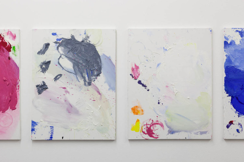CRAVEN_Untitled (Palettes - Naked, Tagged), 2013-14_2015_Installation View_5