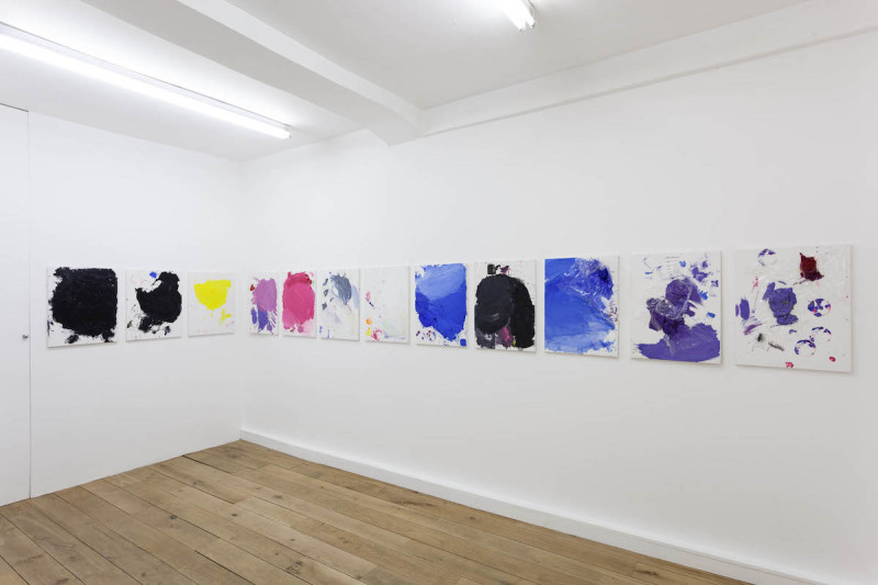 CRAVEN_Untitled (Palettes - Naked, Tagged), 2013-14_2015_Installation View_6