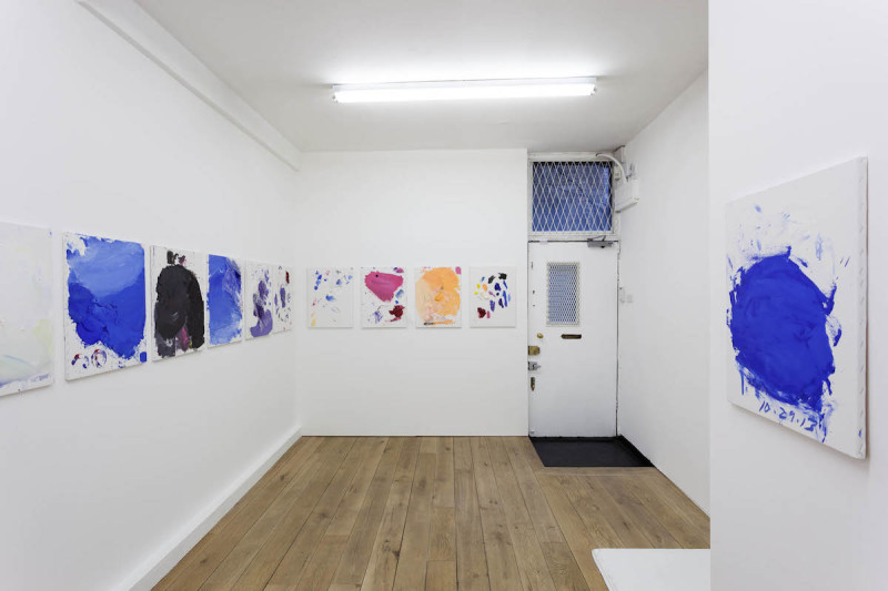 CRAVEN_Untitled (Palettes - Naked, Tagged), 2013-14_2015_Installation View_7