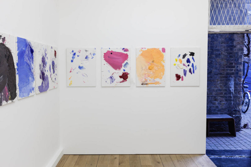CRAVEN_Untitled (Palettes - Naked, Tagged), 2013-14_2015_Installation View_8