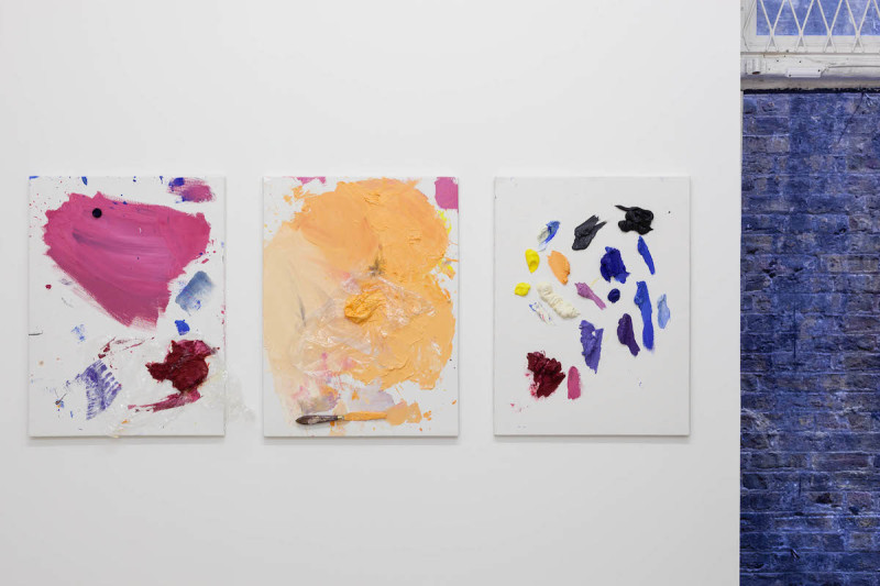 CRAVEN_Untitled (Palettes - Naked, Tagged), 2013-14_2015_Installation View_9
