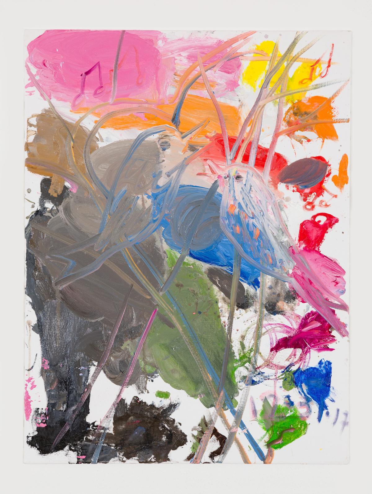 03-Untitled (Purple Finch, Eastern Blue Bird), 2017-1