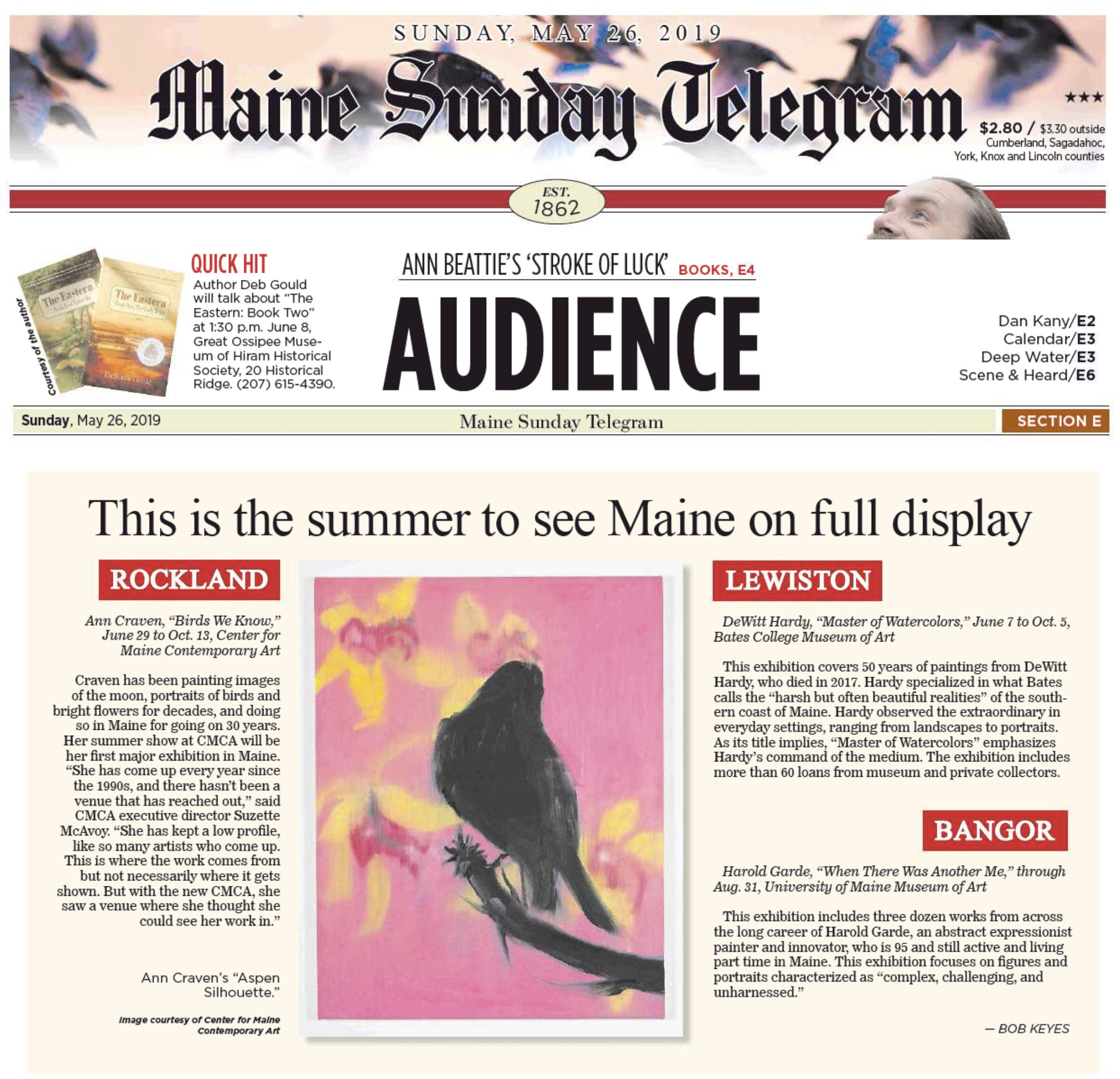 20190526_Portland_Sunday_Telegraph_half page